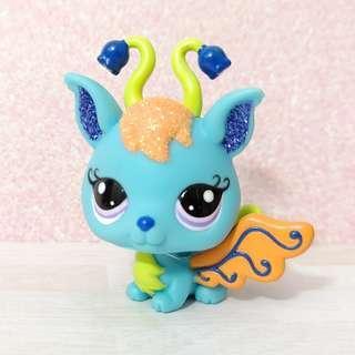 Littlest pet shop LPS bluebell fairy