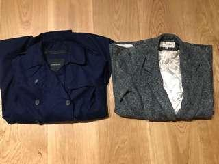 Set of 2 jackets