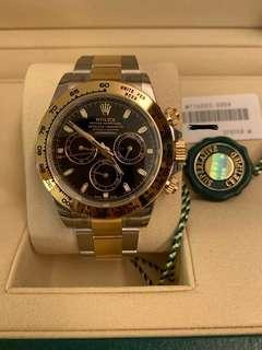 Rolex Half Gold Daytona M116503