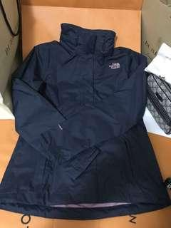 North face jacket (new)