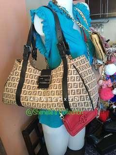 Preloved Authentic/Original FENDI Shoulder Bag