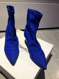 L'lintervalle booties