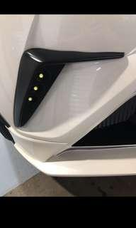 CHR Toyota C-HR Artisan DRL Front Bumper For Sale