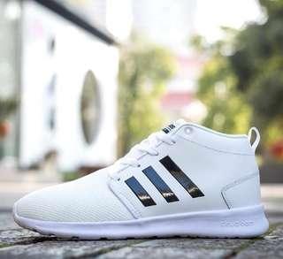 Adidas High Top Cloudfoam Shoed
