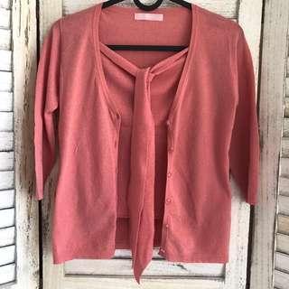 Tops / Coats 套裝(針織料有彈性)