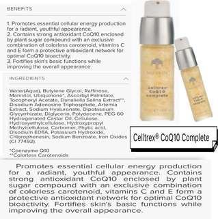 Celltrex CoQ10 complete