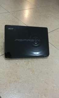 二手良機宏碁 acer 722 小筆電 11.6吋 C-60/2G/320G/WIN7 輕薄迷你 筆記型電腦 筆電 雙核心
