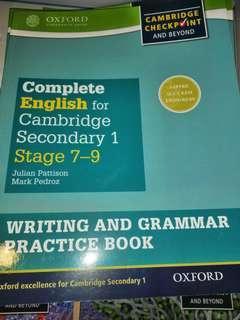 IGCSE English Secondary 1