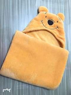 Selimut Bayi Pooh