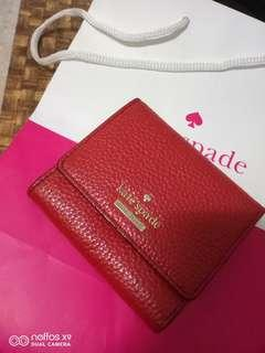 2a6cddf997a4 Kate spade Jada red for let go