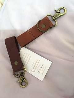 KeyChain Genuine Leather 100%