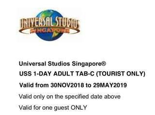 USS Senior Tickets selling out cheap (valid until April 2019)