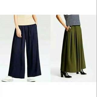 UNIQLO Women Wide Pants