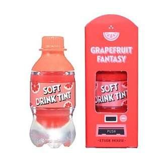 grapefruit softdrink tint etude house in OR201