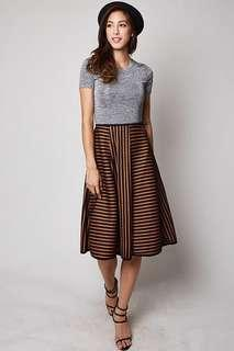 🚚 MDS Collection Irrin Skirt in Black