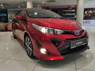 All New Toyota Vios 1.5 (A)