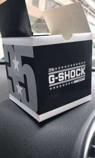 Casio G-Shock 35周年 dw 5035d-1b