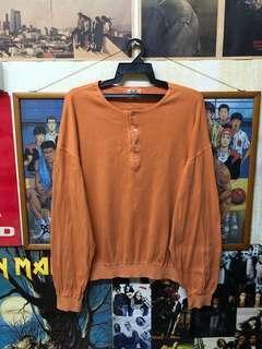 C.P Company x Massimo Osti Button Up Sweatshirt