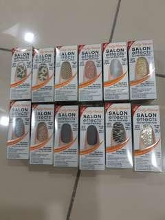 Sally Hansen Salon Effects Real Nail Polish Strips - assorted