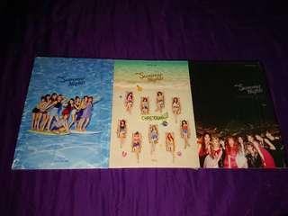 TWICE SUMMER NIGHTS UNSEALED ALBUMS