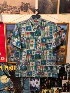 Vintage Reyn Spooner x Mickey Hawaiian Shirt