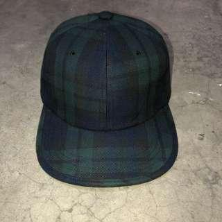 Inter Breed Japan Checked Cap