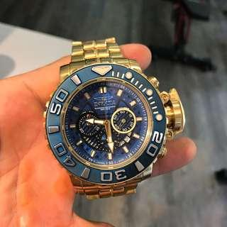 Invicta Sea Hunter 58mm Swiss Made