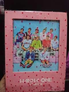 Album wannaone - to be one