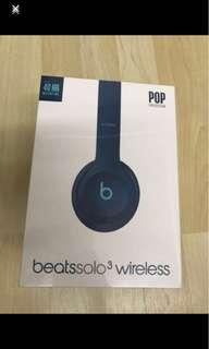 BN Authentic beats solo3 wireless headset