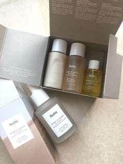 Huxley Secret of Sahara Oil Essence with body care set