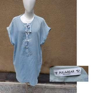 PULL&BEAR -  Denim Dress