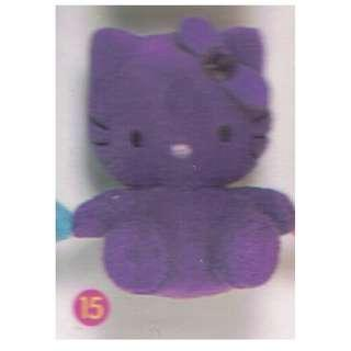 KITTY-15-紫水晶,智慧之石,香港麥當勞HELLO KITTY,裝透明膠合,尺寸-8.2X6.5CM