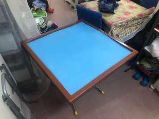 麻將枱 麻雀枱 可摺 foldable mahjong table