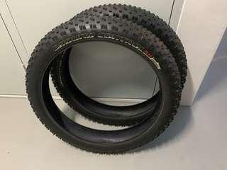 Ground Control Fatbike tire (Pair)