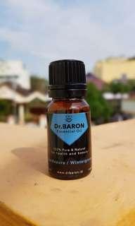 Gandapura/Wintergreen Essential Oil Dr.BARON 10ml Pure and Natural