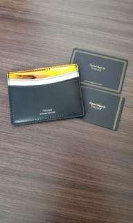 真皮Card holder (全新)
