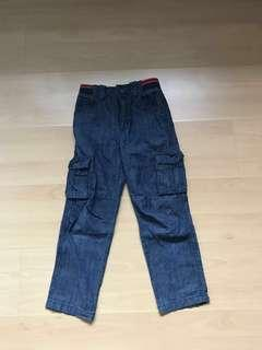 Boy's Denim Pants