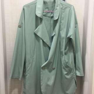 🚚 薄荷綠外套