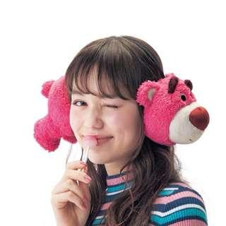 超可愛 勞穌保暖耳罩