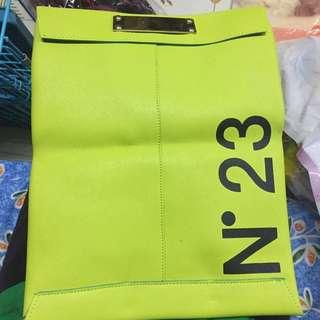 A4size clutch bag
