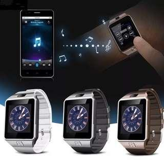 Smart Watch Clock With Sim Card Slot Android Phone