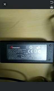 筆電變壓器 原廠充電器 型號AX040-RAC