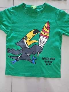 7-8yr Bossini shirt