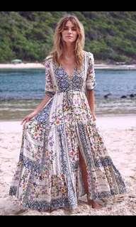 Jaase Maxi dress S 10-12