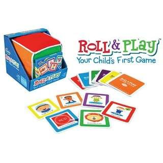 🚚 THINK FUN - ROLL AND PLAY