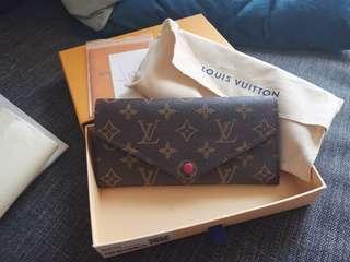 Lv womens wallet