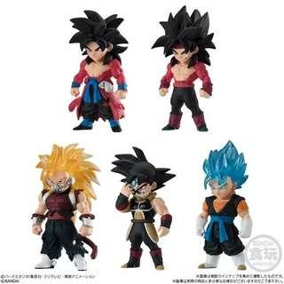 Dragonball Adverge Hero (Whole box 10pc)(Ready stock)