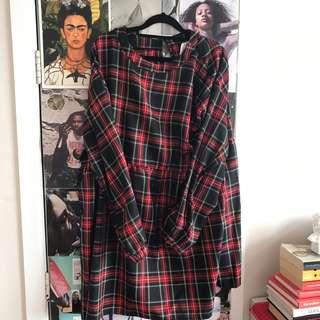 Tartan Smock Dress