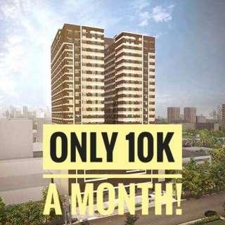 Only 10600 a month!
