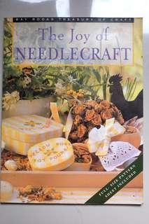 "Craft book ""The Joy of Needle Craft"""